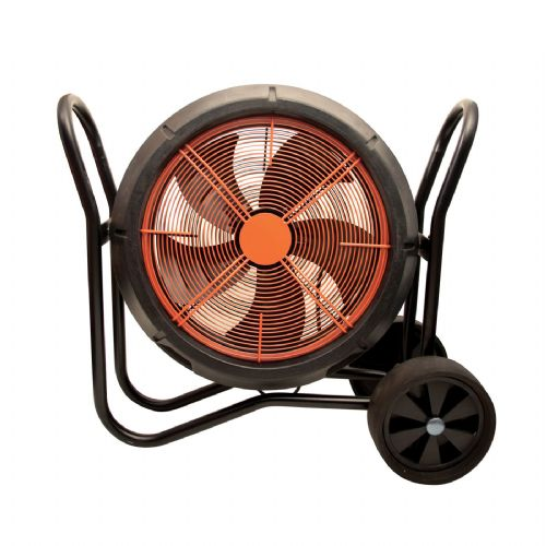 Rhino Air Raid Cooler Rhino Air Raid 500 50cm 2 Output Portable Fan 110/240V~50Hz